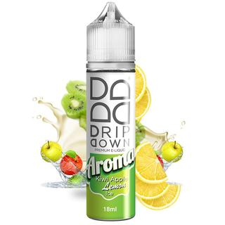 Drip Down Aroma - Kiwi Apple Lemon Ice
