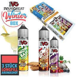 I VG Longfill - Winter Box Aroma Edition