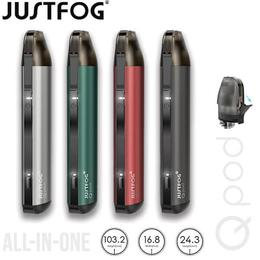 JustFog QPod Kit - 1,9ml 900mAh Podsystem