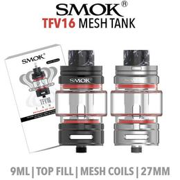 SMOK TFV16 King Tank - 9ml 27mm Verdampfer