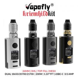 Vapefly Kriemhild Kit - 5ml 200W Set