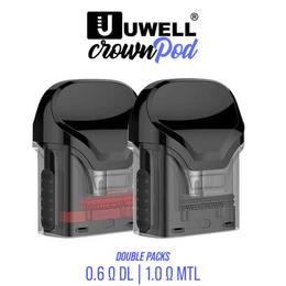 Uwell Crown Pods - 3ml Verdampfer Tanks