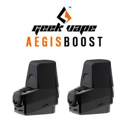 GeekVape Aegis Boost Pods - 3,7ml Verdampfer Tanks