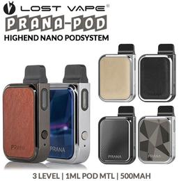 Lost Vape Prana Pod Kit - 1ml 500mAh Podsystem