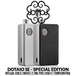 DotMod dotAIO SE Kit Chrome - 2,7ml Podsystem