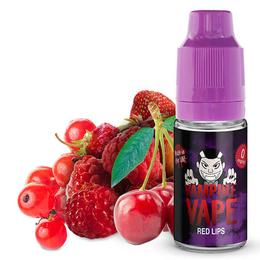 Vampire Vape Liquids - Red Lips 10ml