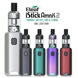 Eleaf Amnis 2 Kit - GTiO 3ml 1100mAh Set