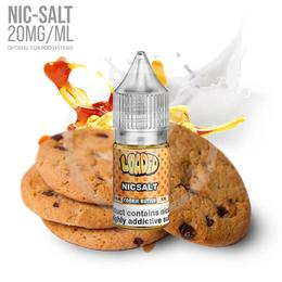 Loaded Nikotinsalz - Cookie Butter 20mg/ml 10ml Nicsalt