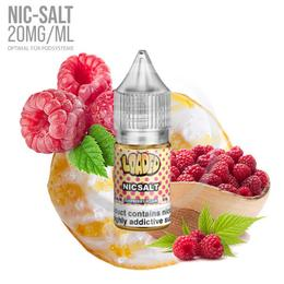 Loaded Nikotinsalz - Raspberry Eclair 20mg/ml 10ml Nicsalt