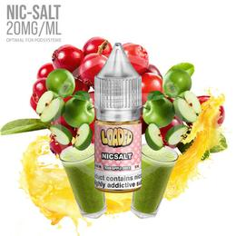 Loaded Nikotinsalz - Cran-Apple Juice 20mg/ml 10ml Nicsalt