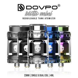 Dovpo Blotto Mini Tank - 4ml RTA Verdampfer