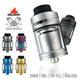 Hellvape Dead Rabbit V2 RTA - 25mm 5ml Verdampfer