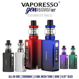 Vaporesso Gen Nano Kit - 2000mAh 80W 3.5ml Set