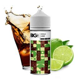Big Tasty Aroma - Cola Lime Longfill