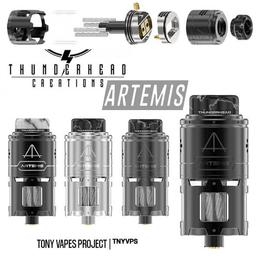 Thunderhead Artemis RDTA - 24mm 4,5ml Verdampfer