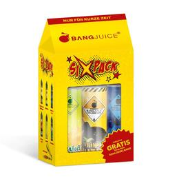Bang Juice Aroma - Best Of Sixpack