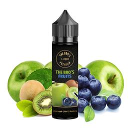 The Bros Fruits - Green Apple Kiwi Blueberry Longfill