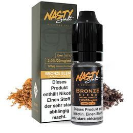 Nasty Juice Nikotinsalz - Bronze Blend Salt 10ml 20mg/ml