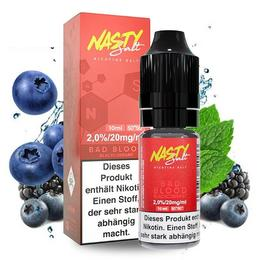 Nasty Juice Nikotinsalz - Bad Blood Salt 10ml 20mg/ml