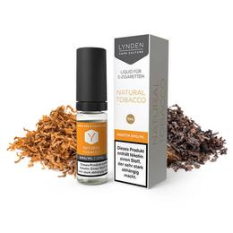 Lynden Liquid - Natural Tobacco 10ml