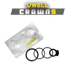 Uwell Crown 5 O-Ring Set Schwarz