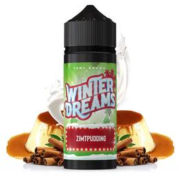 Winter Dreams Longfill - Zimtpudding Aroma 20ml
