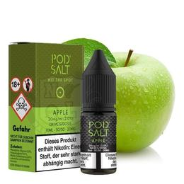 Pod Salt Nikotinsalz - Apple 11mg/ml 10ml