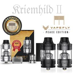 Vapefly Kriemhild 2 Subohm Tank (P Version) - 4/5ml 25mm...