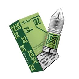 Pod Salt X Nikotinsalz Pro Green 20mg/ml 10ml