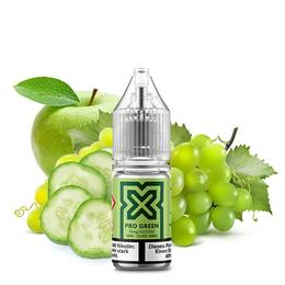 Pod Salt X Nikotinsalz Pro Green 10mg/ml 10ml