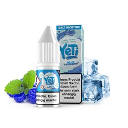 Yeti Nikotinsalz - Blue Raspberry 20mg/ml 10ml