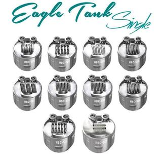 GeekVape Eagle Tank - Single Coils 11-Tiger