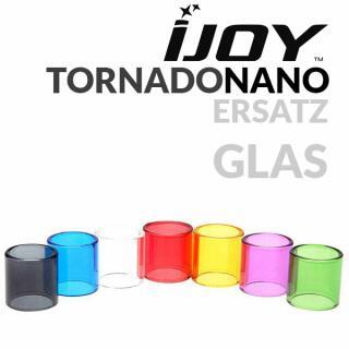 iJoy Tornado / Nano - Farbige Ersatzgläser | dampftbeidir.de, 4,90 ...