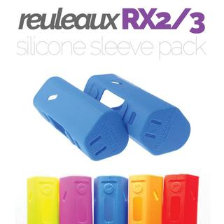 Wismec Reuleaux RX2/3 Silikon Sleeve Pack Rot