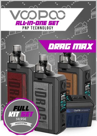 Voopoo Drag Max Podsystem Kit