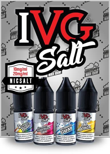 IVG Eliquid Nikotinsalz