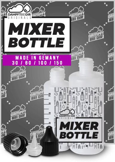 LDPE Liquid Flaschen zum mixen