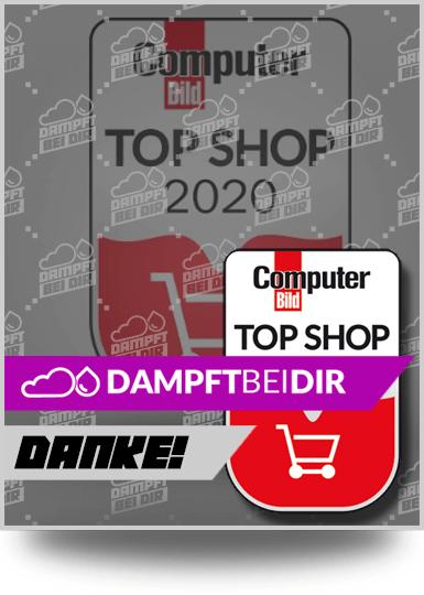 Dampftbeidir.de Computer Bild Top Shop 2021 &